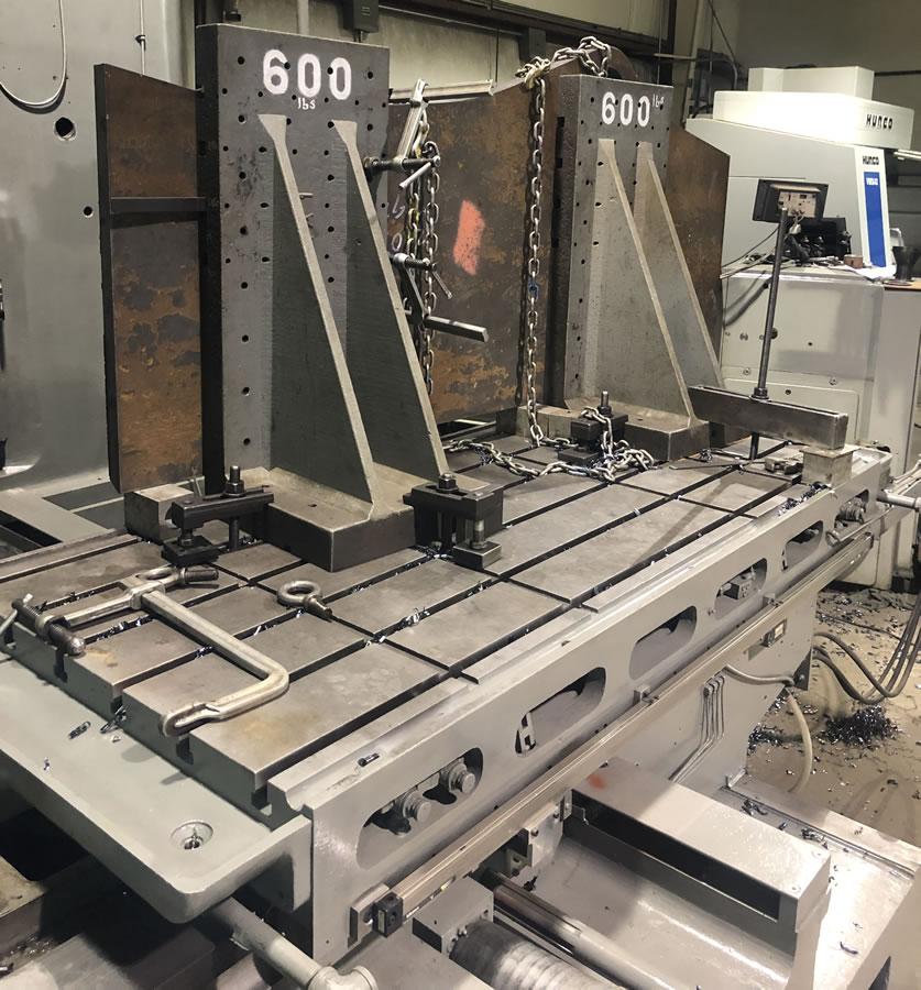 Jb Machine Manufacturing Welding Shop
